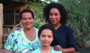 Skin: Sandra Laing, Ella Ramangwane and Sophie Okonedo.