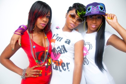 Krave: Ghetto Pop R&B Girl Group